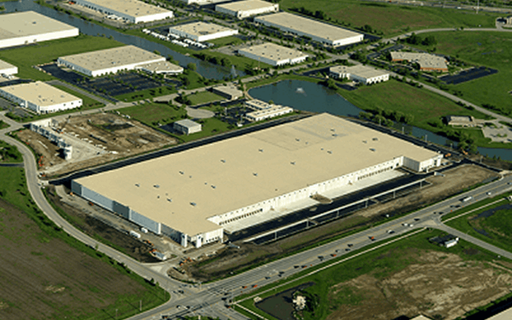 WINDGATE DISTRIBUTION CENTER