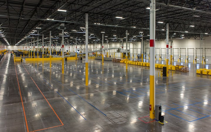 E-COMMERCE FACILITY – ROMEOVILLE