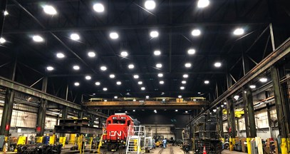 CN WOODCREST LIGHTING UPGRADE